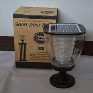 GT-ESL15 Solar Post Light