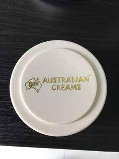 Australin Cream Vitamin E for rough dry skin