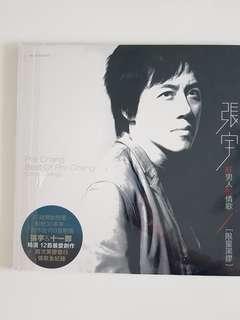 Vinyl record 张宇