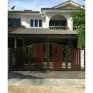 BALOK House (furniture+Aircond) for RENT