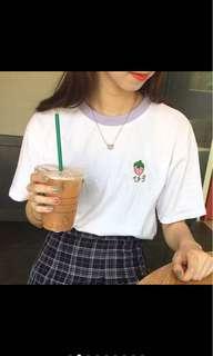 Preorder Korean style t shirt