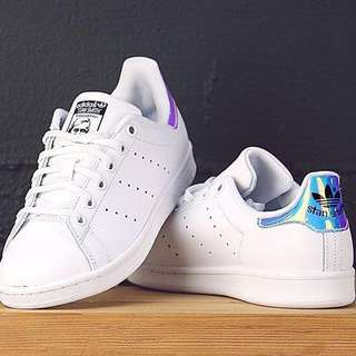 Holographic Adidas Stan Smith