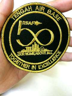 50 RSAF Tengah Air Base patch
