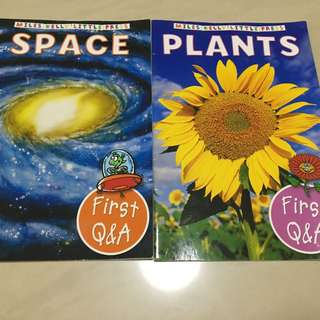 Planets and Plants