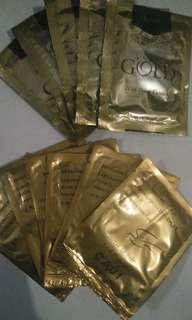 Gold Peel Off Mask - Hanasui /Caji