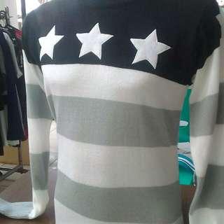 Sweater rajut L best seller