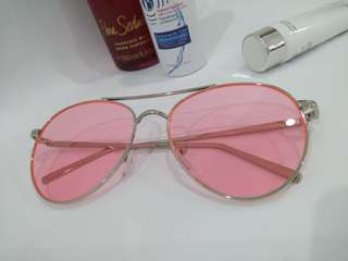 Pink Sunglasses RM40 Include Postage