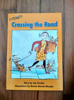 Reading Bee Storybook <Crossing the Road>