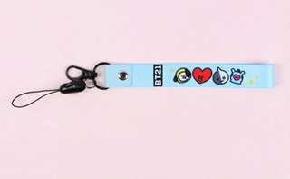 [PO] BTS BT21 Phone Strap