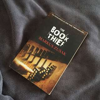The Book Thief #bookbazaar