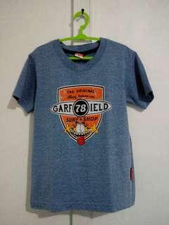 Garfield Boys Shirt