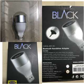 Cdr King Bluetooth Handsfree Adapter