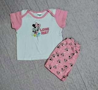 Mickey Mouse Shirt & Pants