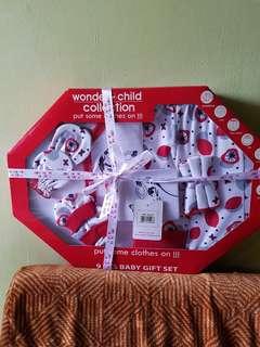 Baby gift set 9pcs