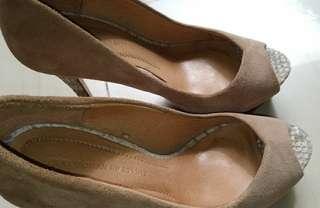 Sandal zara ss11/12
