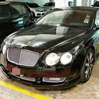 BENTLY SPORTS 6.0(A) 2009
