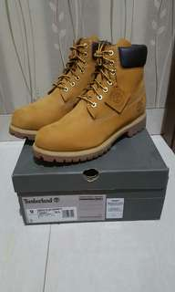 Timberland Yellow Boots 6 inch