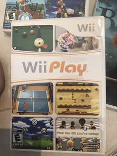 Nintendo Wii 2008 with Controllers/Games