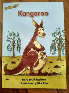 Reading Bee Storybook <Kangaroo>
