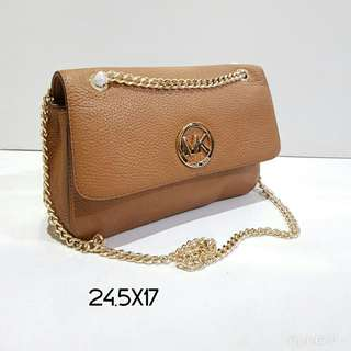 Michael Kors Chain Crossbody Bag