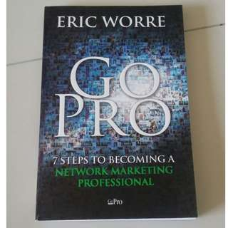 Go Pro Eric Worre (3 copies available)