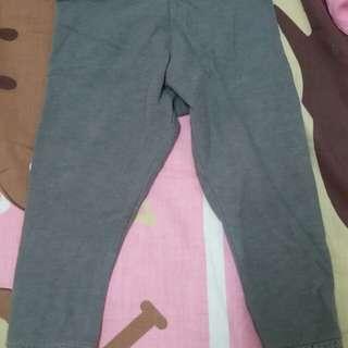 Zara baby legging - grey