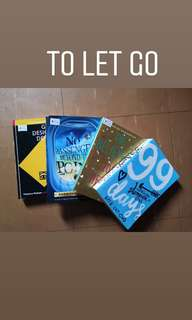 Books to let go