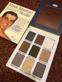 Meet Matt(e) Nude Palette