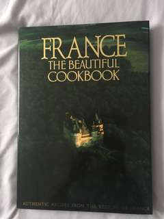 France-The beautiful Cook Book