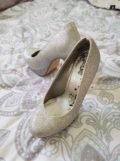 Bling blig shoes bisa buat wedding