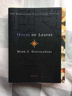 BN House Of Leaves Remastered Edition