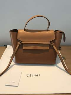 [Fast Trade] CELINE Mini Belt Bag