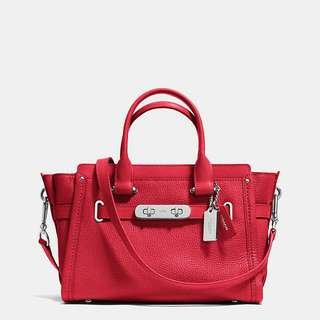 AUTHENTIC COACH SWAGGER 27 CARRYALL