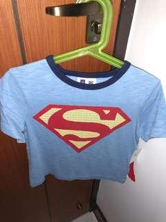 Gaps kids boy's Superman tees