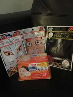 Japanese Face Masks