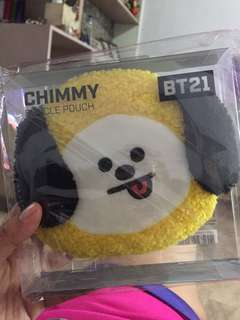 BT21 Linestore Pouch Chimmy Shooky Cooky