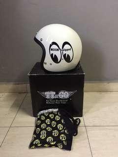 Helmet Mooneyes X TTnCo