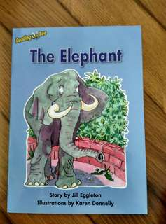 Reading Bee Storybook <The Elephant>