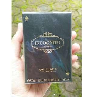 Incognito for Him Eau de Toilette (parfum pria)