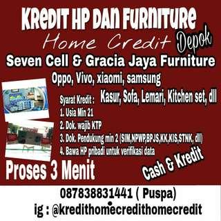 Kredit hp dan furniture depok
