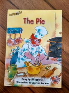 Reading Bee Storybook <The Pie>