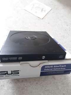 Asus Slim Track external Optical Drive