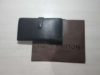 Louis Vuitton LV kisslock wallet