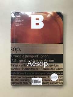 Magazine B: AESOP
