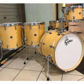 Gretsch Catalina Club Drum Set - Excellent Condition