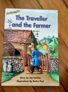 Reading Bee Storybook <The Traveller and the Farmer>