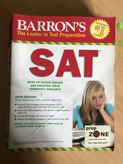 Barron's Test Preparation