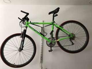 Mountain bike ( MTB)