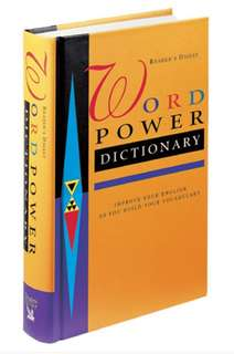 Reader's Digest Word Power Dictionary