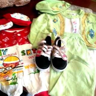 Baju Bayi Laki